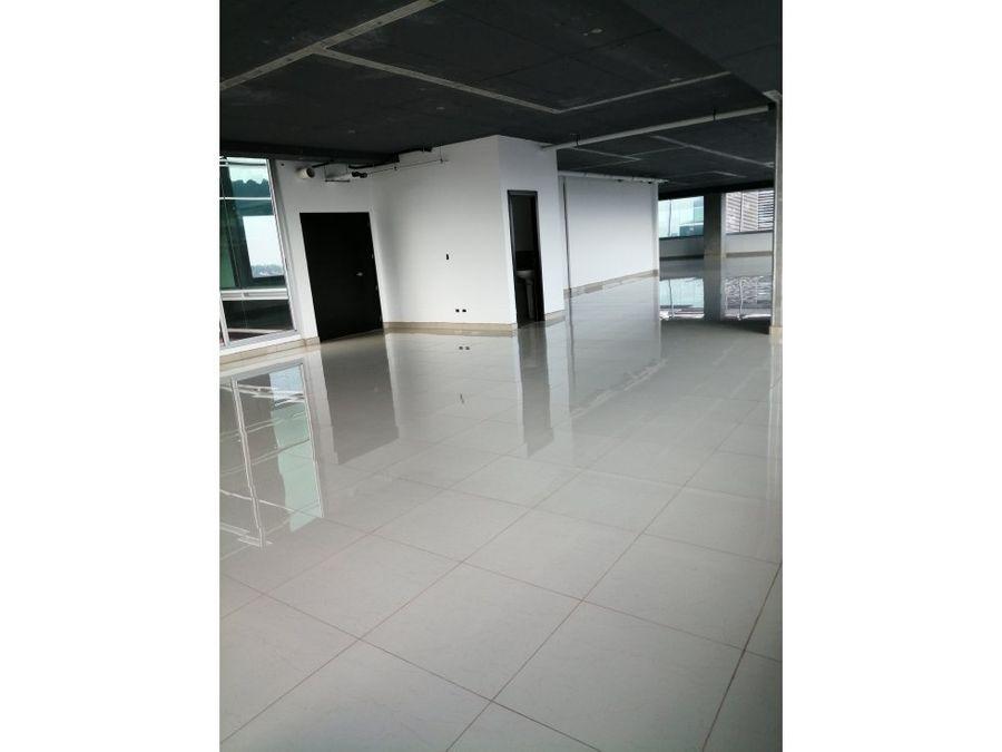 medio nivel de oficinas con terraza zona 15
