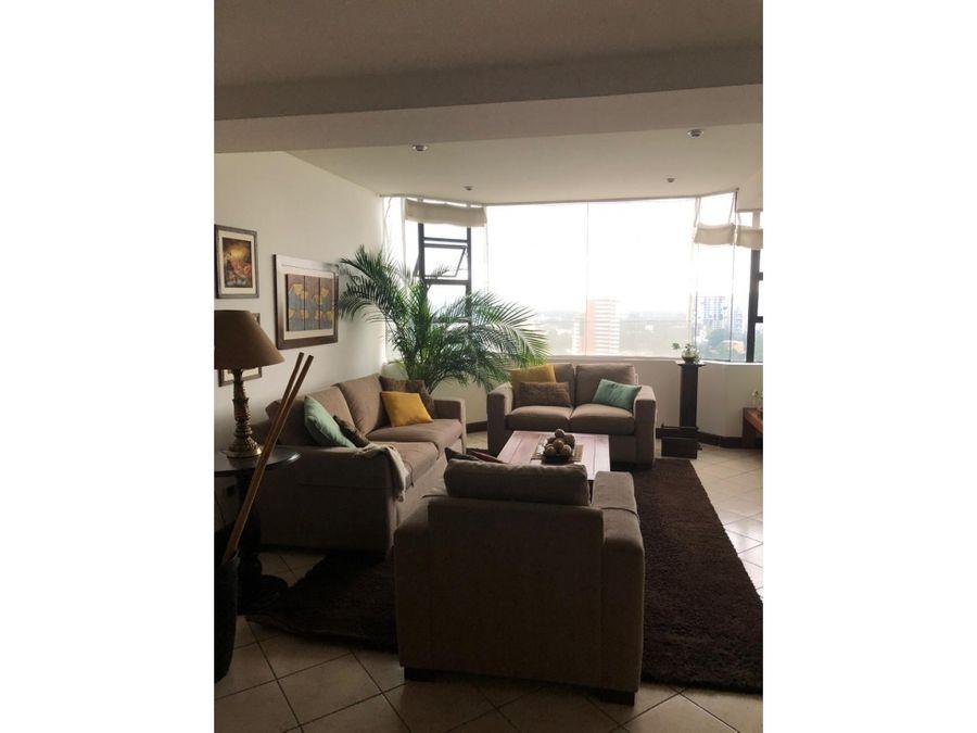 amplio apartamento full amueblado de 2 habitaciones