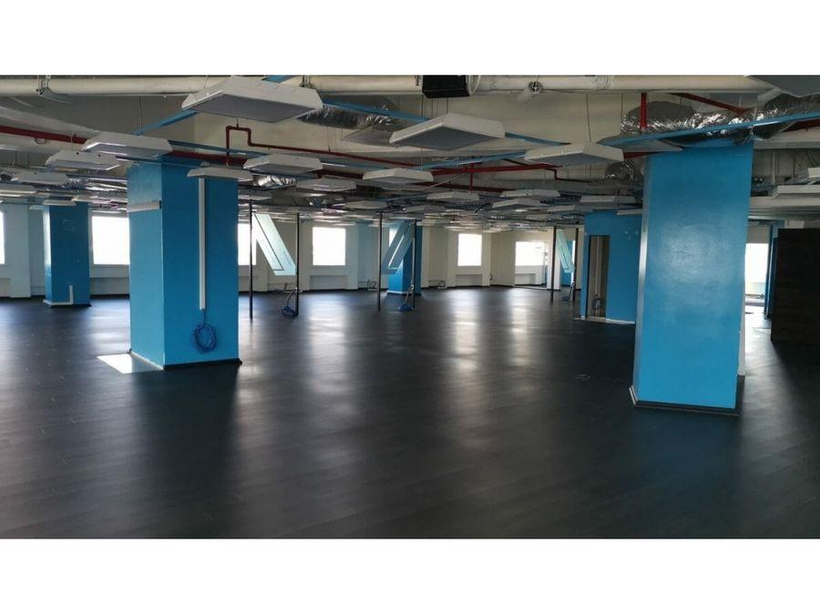 edificio corporativo en renta zona 10 6600 m2