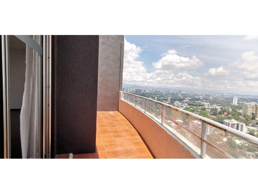 elegante penthouse en vista hermosa ii