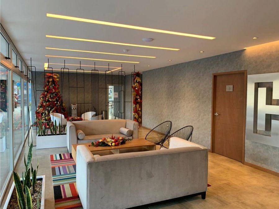 city haus apartamentos en nivel alto