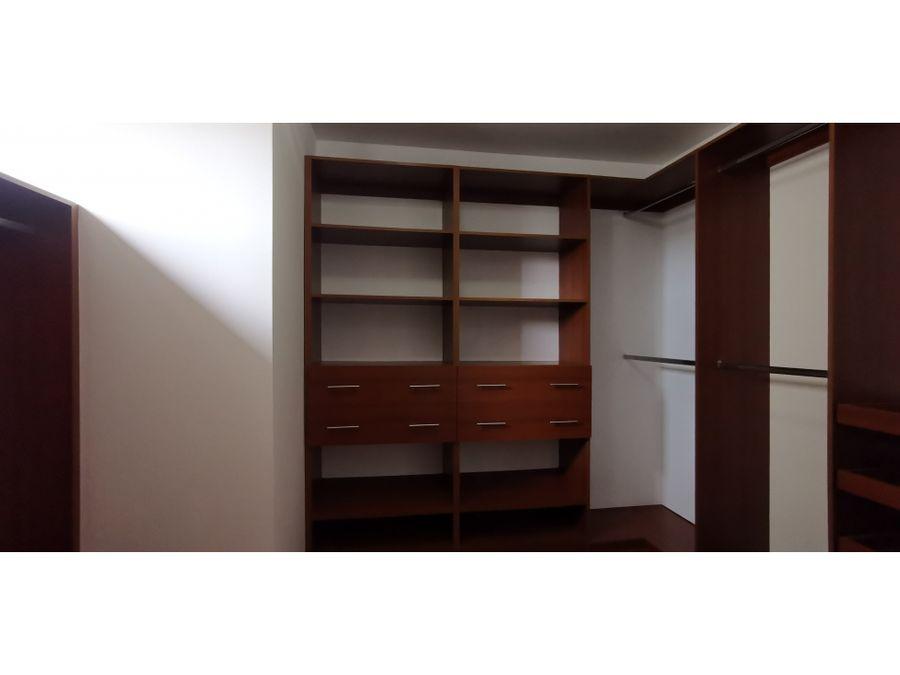 elegante apartamento amueblado de 3 habitaciones en vista hermosa ii