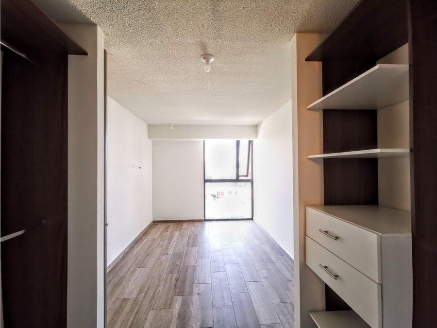 moderno piso de 2 dormitorios en zona 11