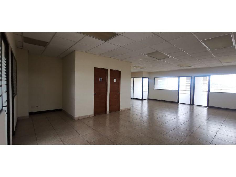 oficina ejecutiva 175 m2 con ubicacion estrategica en zona 13
