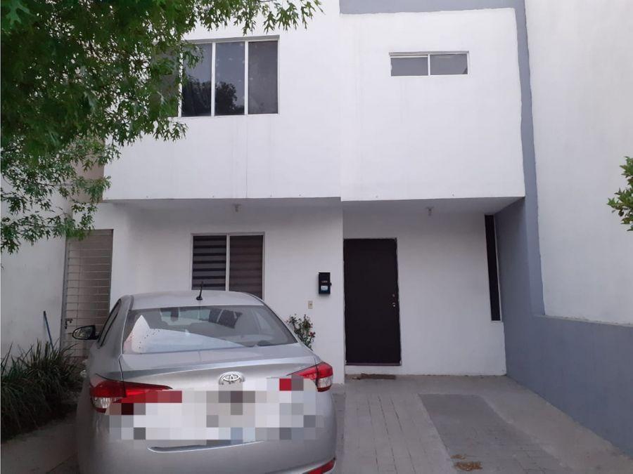 venta casa en apodaca acanto residencial