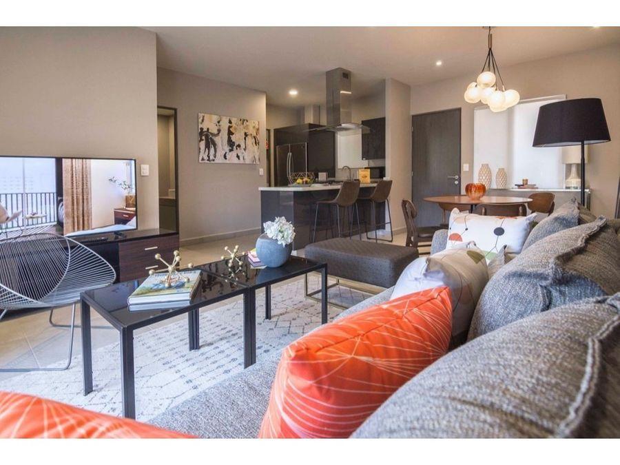 departamento 1 en living residencial