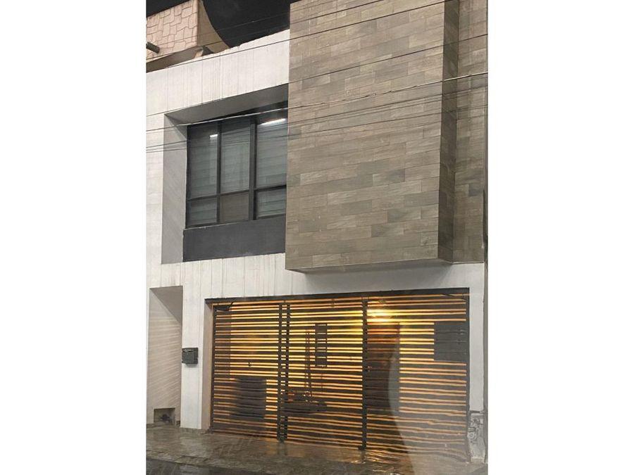 casa en venta guadalupe col camino real