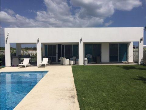 playa blanca vendo hermosa casa con piscina napa