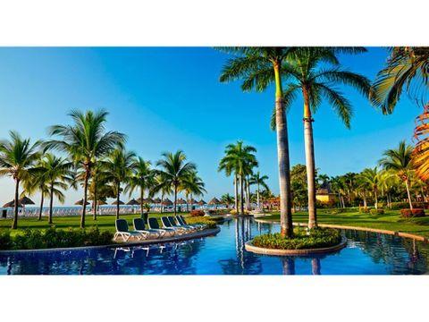 casa playa con piscina villas decameron 6rec