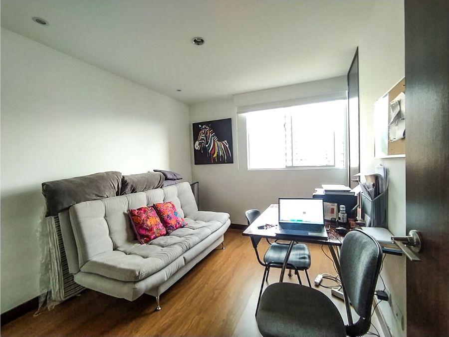 apartamento en venta en envigado la intermedia