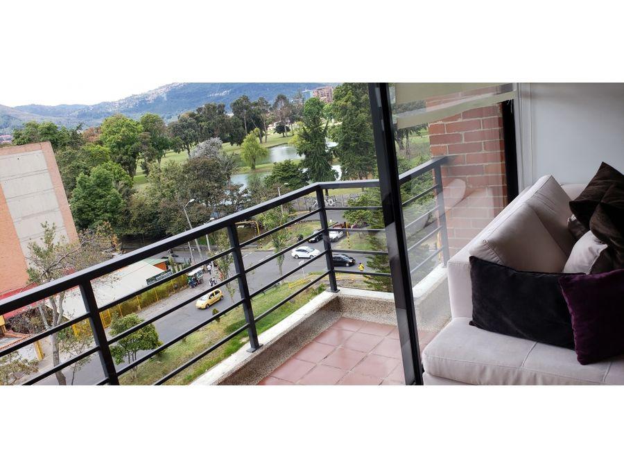 apartamento bogota vista club country