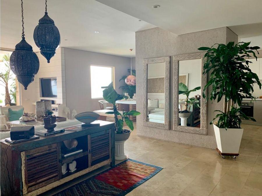 vendo apartamento en cabo tortuga santa marta