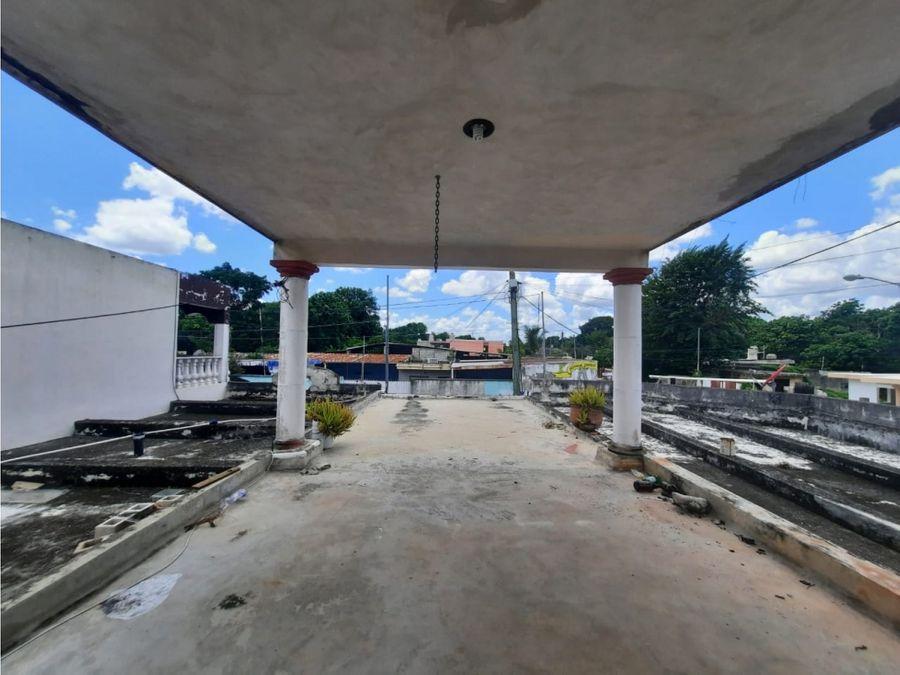 casa en venta en el centro de merida yucatan 2 recamaras