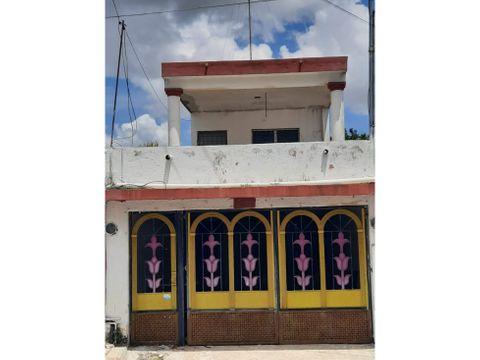 casa en venta cerca del centro de merida yucatan 2 recamaras