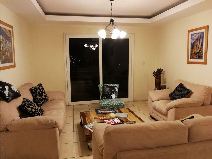 apartamento en venta zona 4 de mixco guatemala