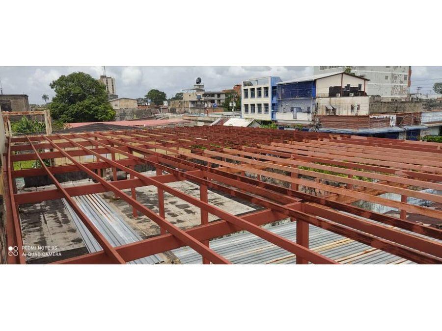 real vision vende obra en construccion ibo 124016