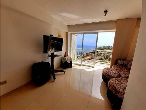 penthouse en playa en playa grande 74m22h2b1pe la guaira venezuela
