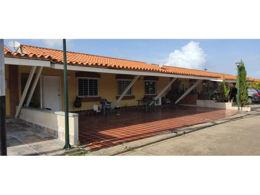 real vision vende casa en tipuro terrazas del norte cond cigarral