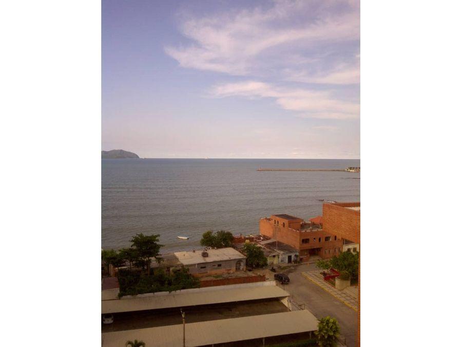 venta de pent house con vista al mar