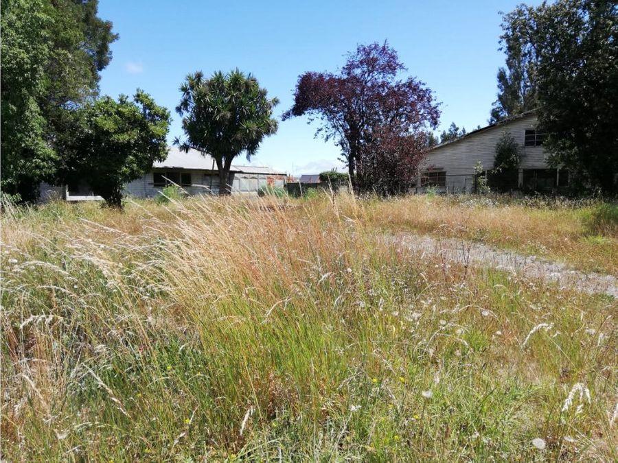 terreno para proyecto inmobiliario