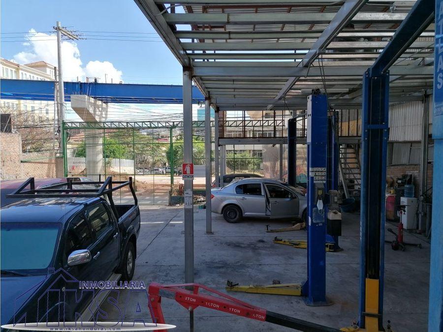 terreno comercial frente al interconitental tegucigalpa