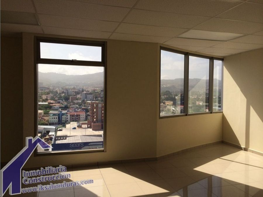 oficina en torre metropolis