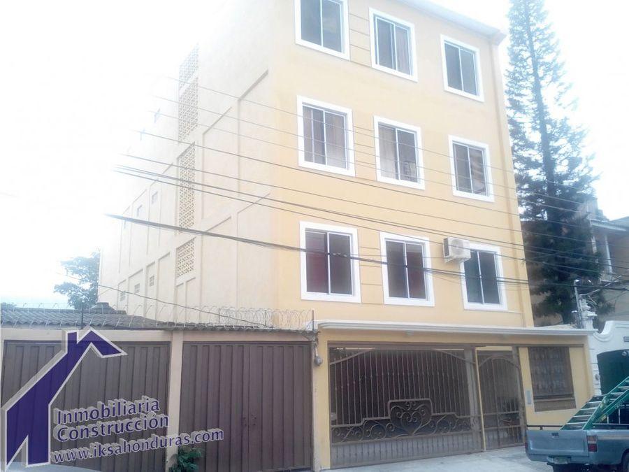 apartamentos en las colinas