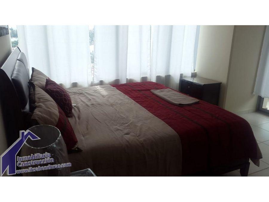 apartamento en centro morazan