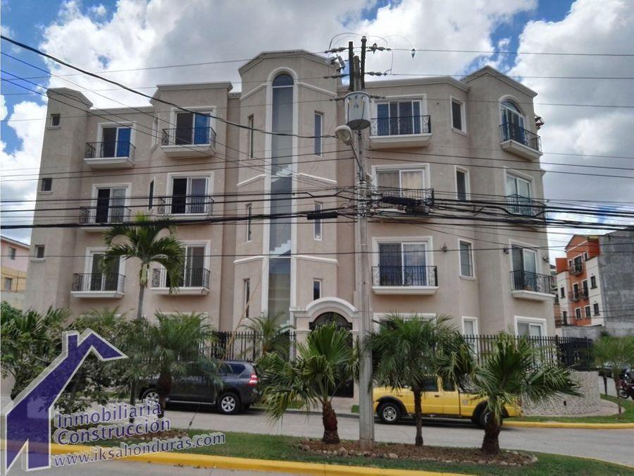 apartamento en residencial la hacienda