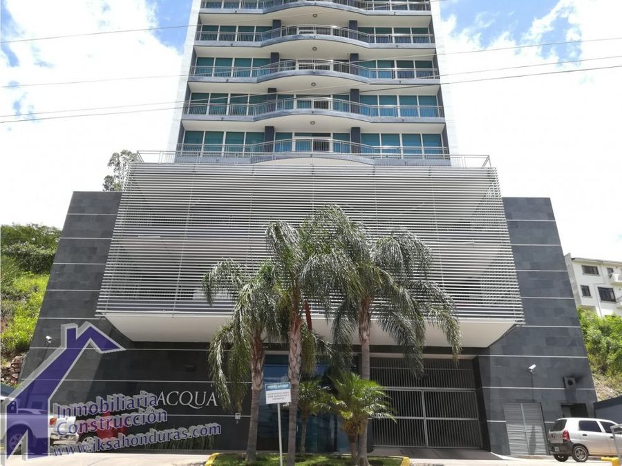 apartamento en torre aqua
