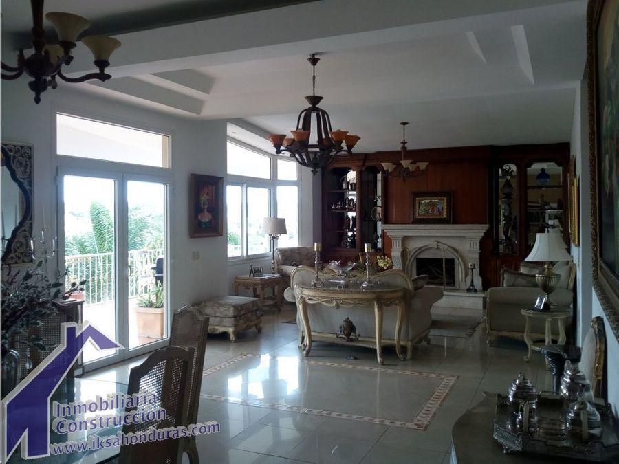 penthouse en san ignacio