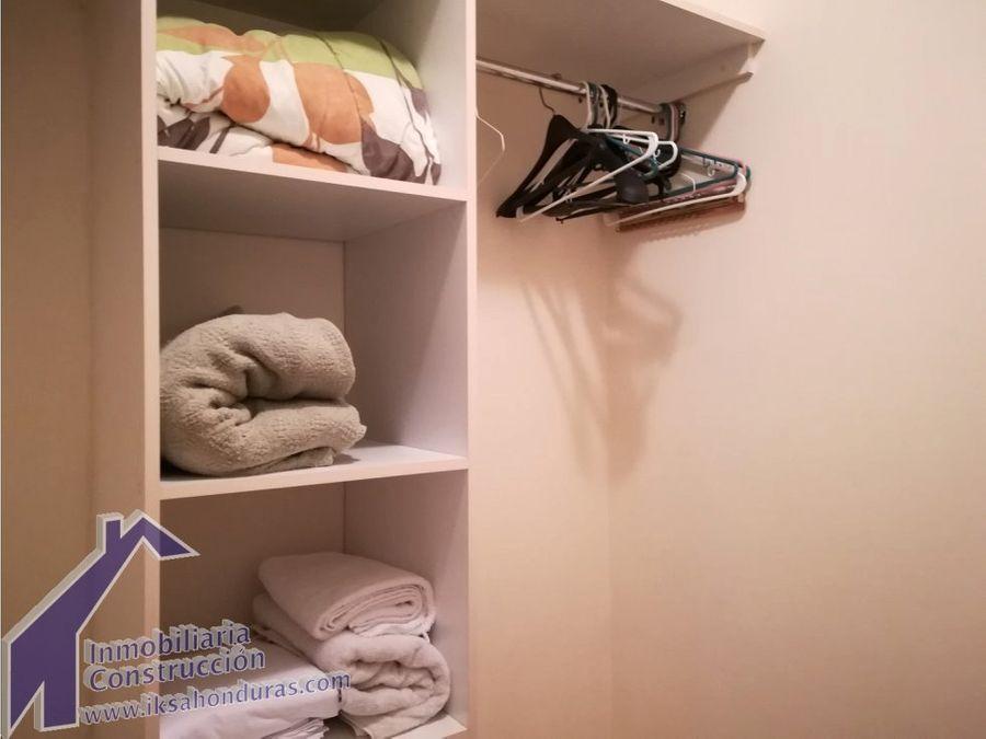 apartamento en montecarlo bulevard morazan