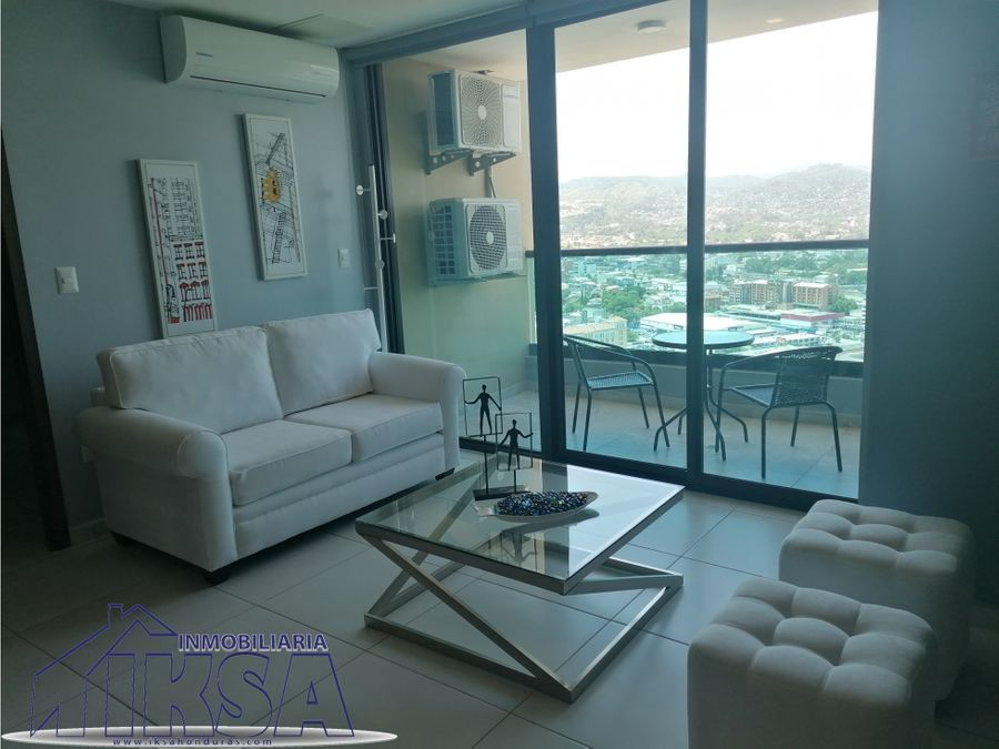 apartamento amueblado torre astria lomas del mayab