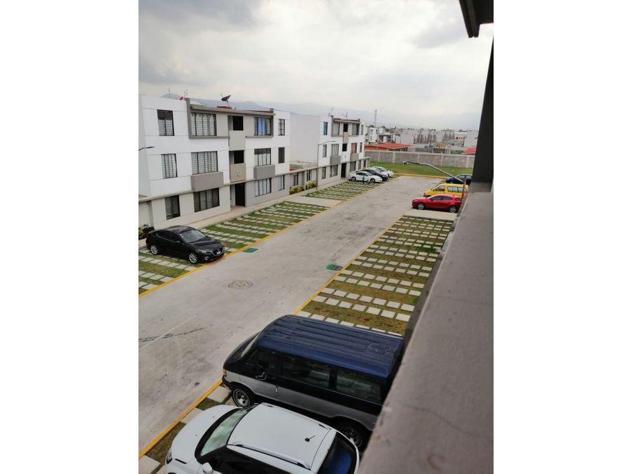 departamento en condominio vertical terra 2 chalco estado de mexico