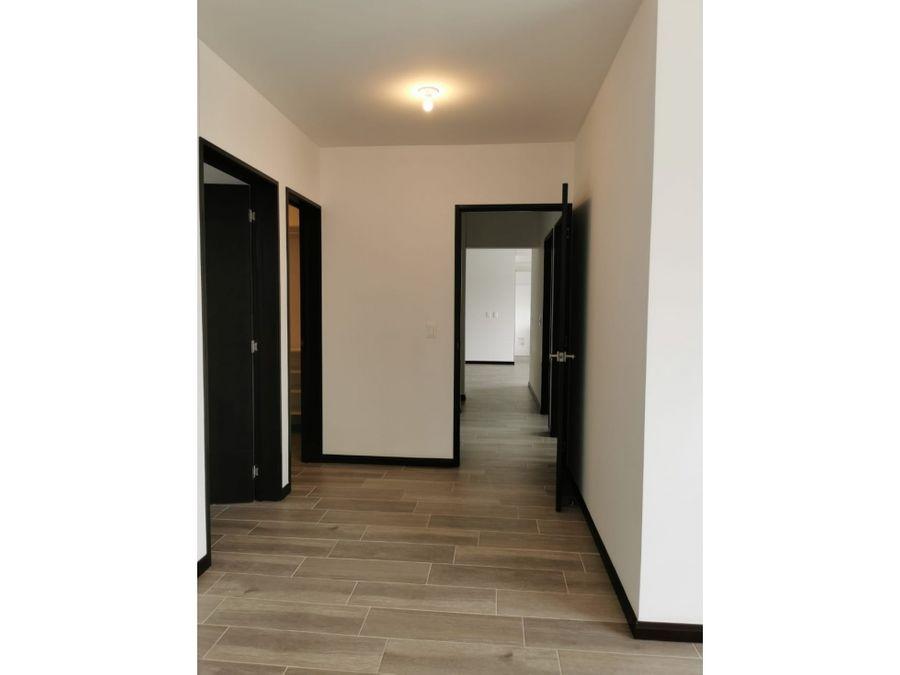 apartamento para estrenar zona 14 segheria