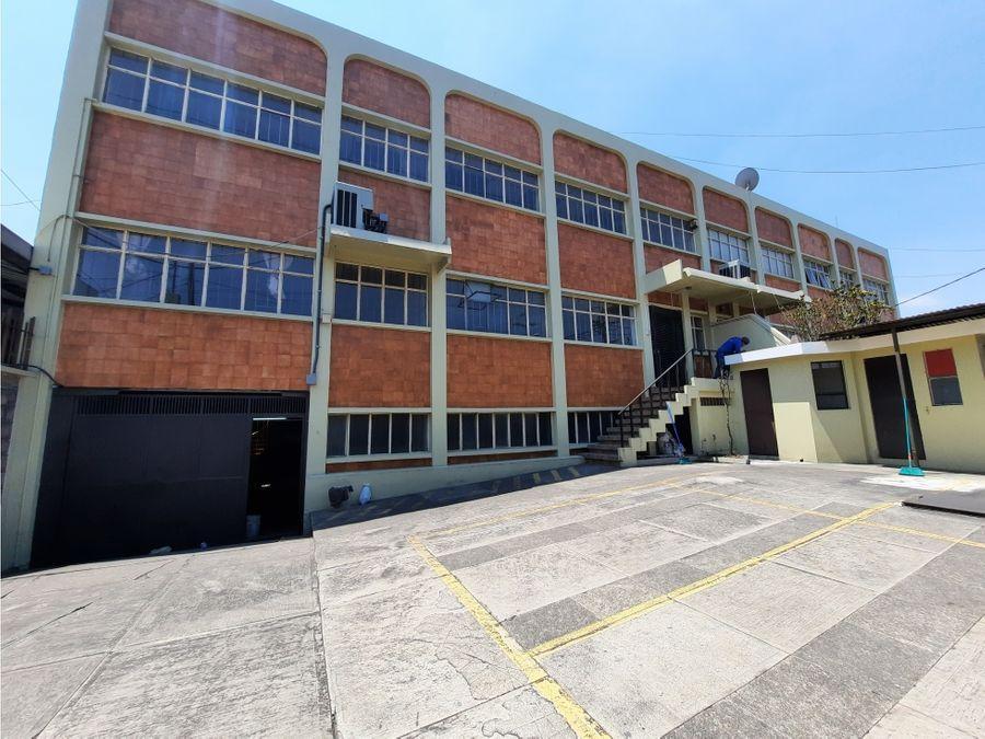edificio en zona 12 entre atanasio y avenida petapa