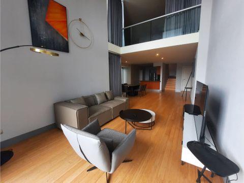 apartamento amueblado zona 10 excelente vista