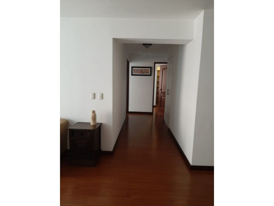apartamento amueblado zona 14