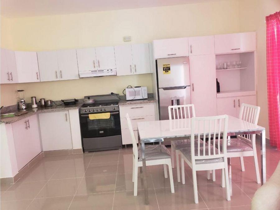 venta de apartamento en bavaro buena vista