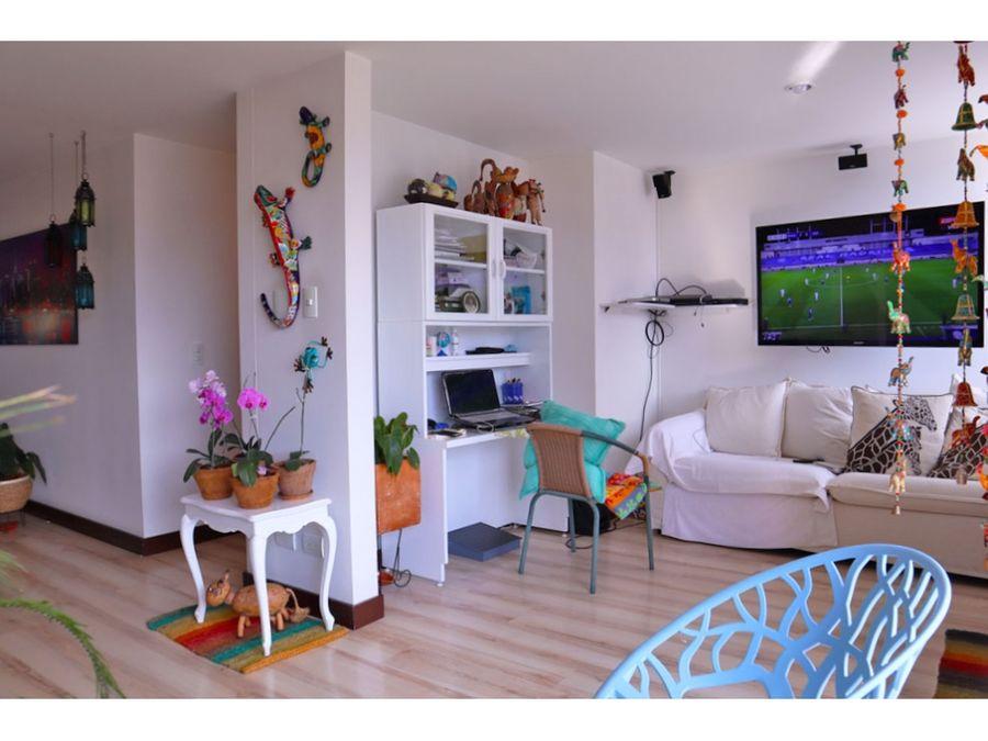 apartamento para la venta en la frontera poblado medellin
