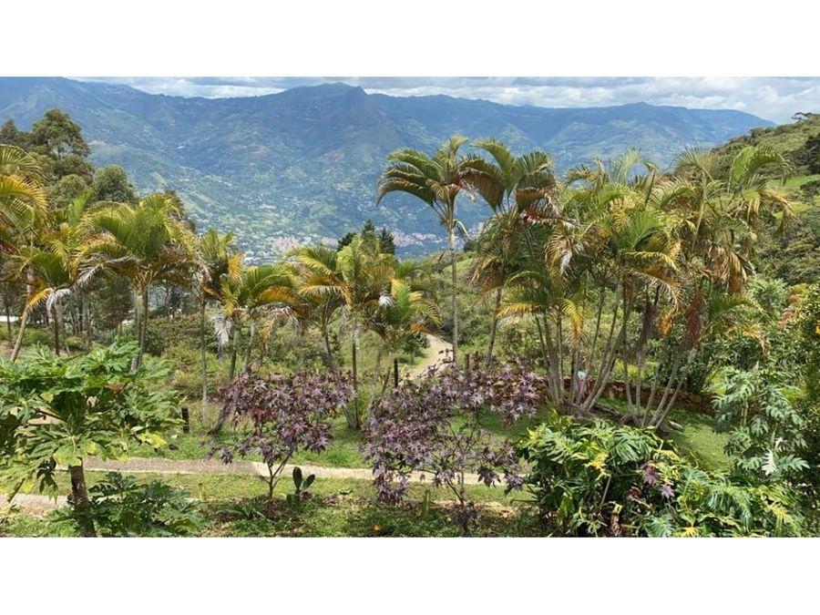 espectacular vista finca en vereda la veta copacabana