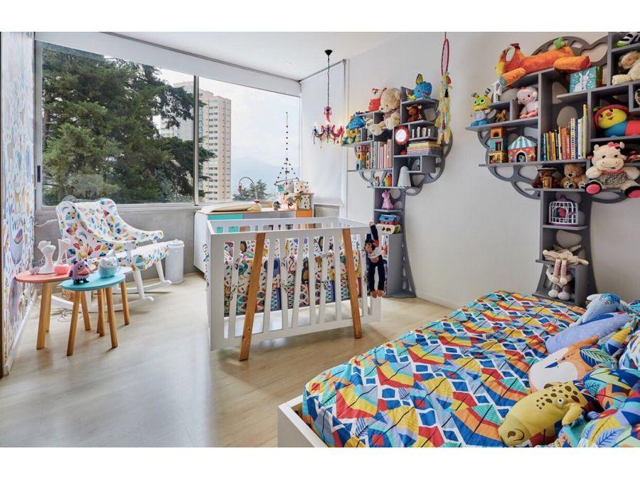 apartamento de lujo en venta altos del poblado