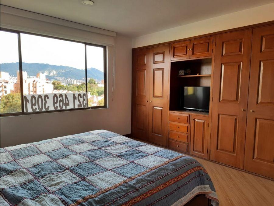 venta apartamento colina campestre bogota