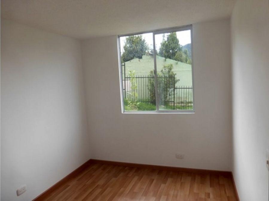 se vende apartamento para estrenar serranias de la calera