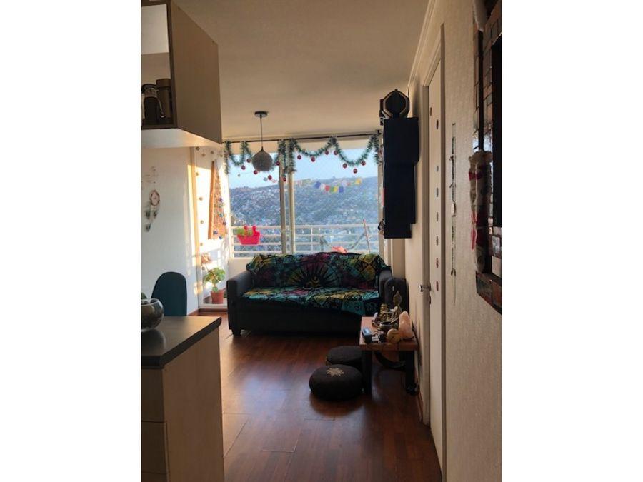 departamento 1 dormitorio barrio ohiggins valparaiso