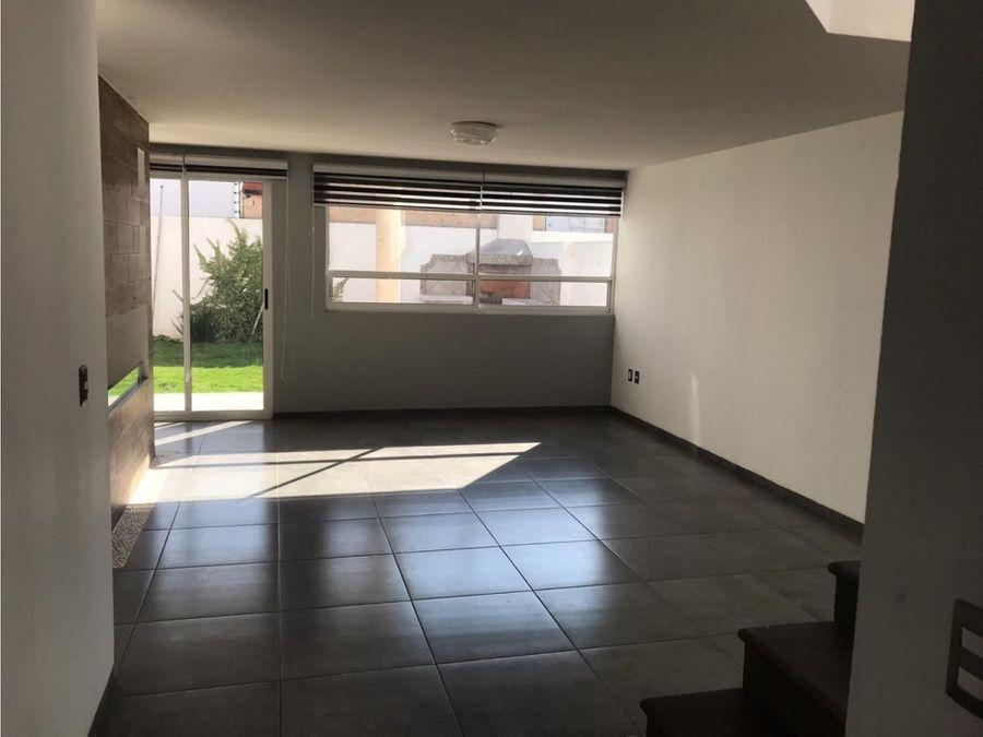casa en venta en metepec residencial prados de la asuncion