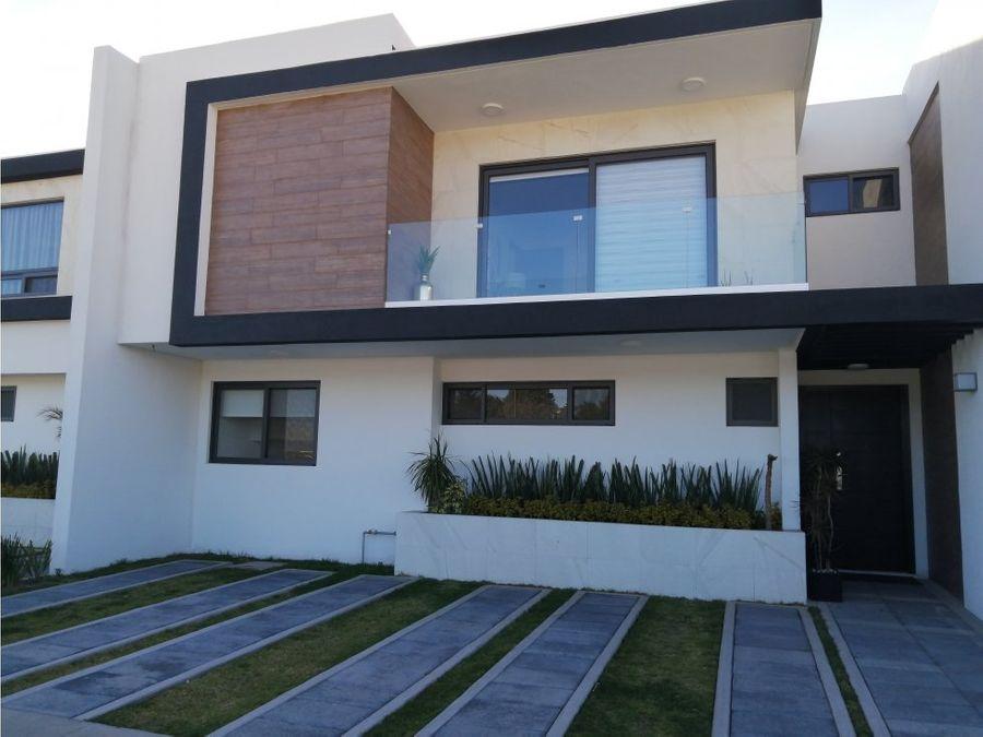 casa en venta en metepec residencial alboreto