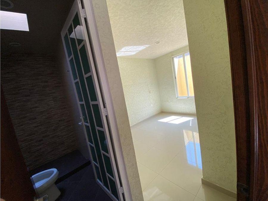 casa en venta en toluca zona av jesus carranza y paseo tollocan