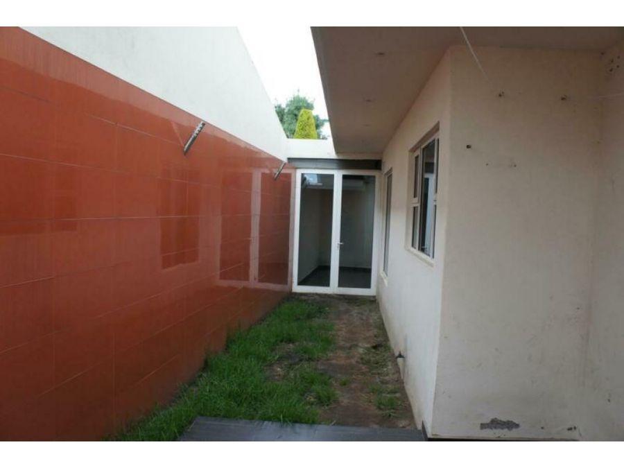 casa en venta en metepec residencial casa de las fuentes