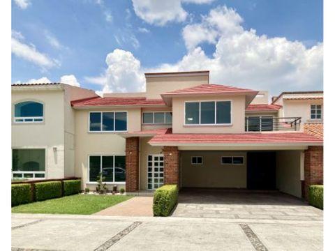 casa en venta en metepec zona av tecnologico